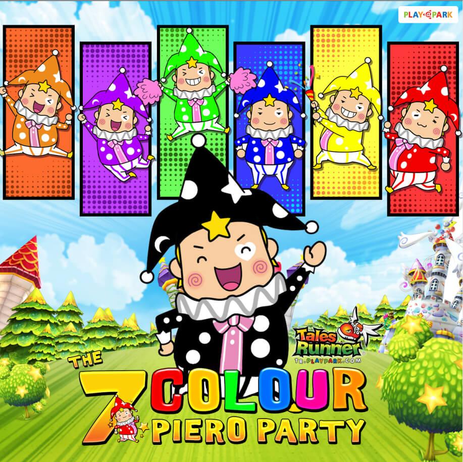 [Tales Runner] Special Day Piero Party สนุกแบบไม่ซ้ำวัน 7 วัน 7 กิจกรรม เดือนสิงหาคม!!