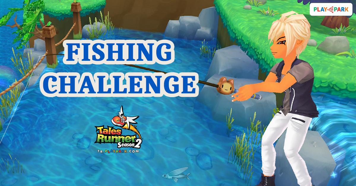 Fishing Challenge ภารกิจตกปลา พิชิตรางวัล!!